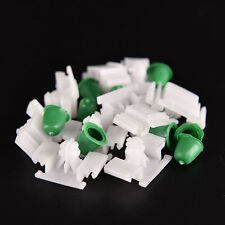 Well 10x Door Side Fender Body Fastener Moulding Trim Clips For BMW E46 E36 JX