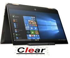 Ultra Clear Screen Protector for 13.3 HP Spectre x360 Gem Cut (2019-NEW) Laptop