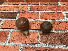 Handcrafted Turned Wooden Snail 9cm Long (One Only Supplied) 🐌