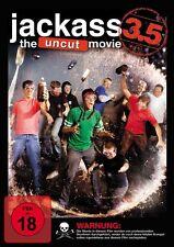 Jackass 3.5 Uncut DVD mit Special Features FSK 18, Neu/OVP