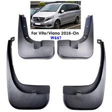 Für MercedesBenz V Class Vito W447 15-18 Schmutzfänger Spritzlappen Vorne+Hinten