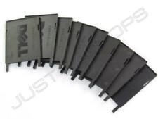 Bulk Job Lot 10 x Dell Laptop PCMCIA Slot Dummy Blanking Plate 0120C 120C