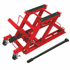 Torin Big Red .75 Ton 1500 Pound Capacity Motorcycle ATV UTV Equipment Jack Lift