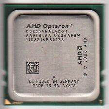 AMD 3RD GEN OPTERON 2354 2.2GHZ 2MB L2 2MB L3 SOCKET FR2 (TRAY) - NEW!