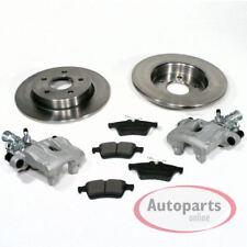 Ford Focus 2 II - Discos de Freno Pastillas 2 Calibrador para Traseras