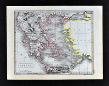 Greece Political Map Antique Europe Atlas Maps for sale   eBay on istanbul map of europe, vienna map of europe, wallachia map of europe, dardanelles map of europe, atlas map of europe, nicosia map of europe, macedonia map of europe, nazi germany map of europe, paris map of europe, byzantine empire map of europe, holy roman empire map of europe, prussia map of europe, rome map of europe, foundation map of europe, waterloo map of europe, baku map of europe, sicily map of europe, crete map of europe, amsterdam map of europe, slovakia map of europe,
