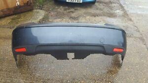 ford mondeo mk3 rear back bumper sea grey paint code X6