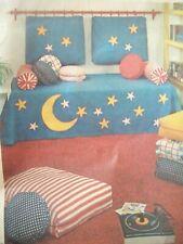 Vintage Simplicity Pattern 5888 Bedspread Bolster Cover Headboard Floor Pillow
