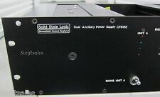 SSL Solid State Logic CF615E Dual Ancillary Power Supply #1 - 100% Tested!