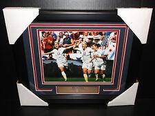 2015 WOMEN'S WORLD CUP TEAM USA CHAMPIONS FRAMED 8X10 PHOTO  ALEX MORGAN SOLO #2