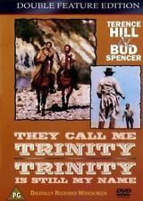 They Call Me Trinity/Trinity Is Still My Name DVD Terence Hill, Bud Spencer NEW