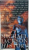 MICHAEL JACKSON 1995 HISTORY BOOK I JUMBO ORIGINAL PROMO POSTER