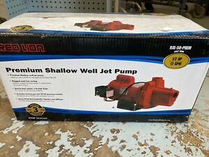 Red Lion Shallow Well Pump