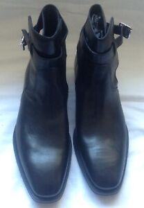 Paul Smith Men's Denza Black Boots.