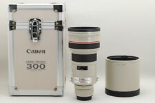 [Excellent++++] Canon EF 300mm F/2.8 L USM II lens w/ Trunk,Hood from japan #168