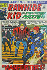 Rawhide Kid #99 Marvel Comics 1973 Bronze Age VF Blazing Western Manhunters