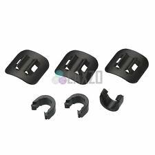 Bicicletta Illuminazione Luce-Set//LED font /& FANALE retrovisore SUPER MARRONE Smartprotectors