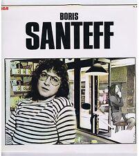 LP BORIS SANTEFF BETAIL ET BETON LP+FEUILLE RCA