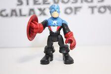 Playskool Heroes Marvel Super Hero Squad Captain America Variant