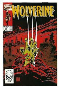 Marvel Comics WOLVERINE #33 first printing