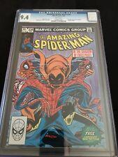 Amazing Spiderman #238 - CGC 9.4 - White pages - 1st Hobglobin + Tattooz