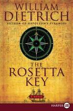 The Rosetta Key (Ethan Gage Adventures) - LikeNew - Dietrich, William -