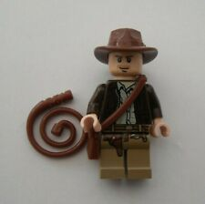 LEGO  MINIFIGURE - INDIANA JONES -