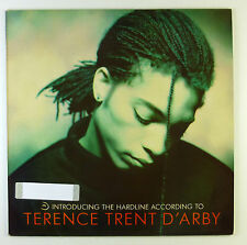 "12"" LP - Terence Trent D'Arby - Introducing The Hardline According  - B3991"