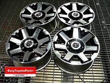 "4Runner Trail Edition Alloy Wheel Rim / 17"" OEM TOYOTA  Used-Take-Off / Set of 4"