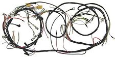 1953 - 1955 Corvette Dash and Forward Lamp Wire Harness. New Reproduction