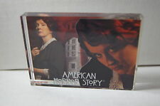 "ACRYLIC ""OPTISPEX"" COLLECTIBLE CARD (BREYGENT) AMERICAN HORROR STORY Moira"