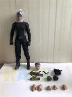 HOT HEART 1/6 The Dark Warrior Daredevil Mr. Matt PVC Figure Model Toy In Box