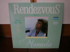 """12"" - MANUELA - Rendezvous mit Manuela - RARE KOCH-Austria !!!"