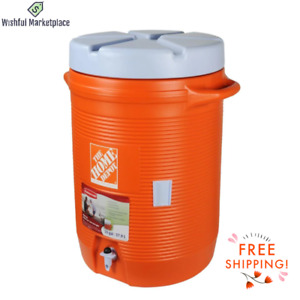 10 Gallon BPA Free Drain & Stain Resistant Extra Thick Insulation Free Shipping