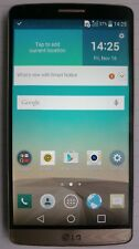 For Parts LG G3 D855 16GB Unlocked Smartphone WiFi Web & Connection Doesn't Work