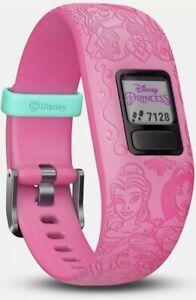 Garmin vivofit Jr. 2 - Disney Princess Activity Tracker for Kids - Pink***