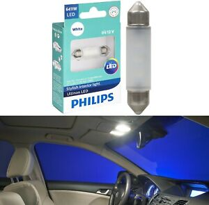 Philips Ultinon LED Light 6411 White 6000K One Bulb Step Door Replacement Lamp
