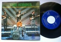 "THE KINKS till the end of the day SPAIN VINYL 7"" 45 EP HISPAVOX 1965ºRAY DAVIESº"