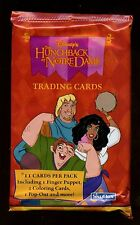 The Hunchback Of Notre Dame Disney 1997 Skybox Packet Pack Trade Cards Sealed