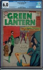 CGC 6.0 GREEN LANTERN #29 1ST APPEARANCE BLACK HAND OW PAGES 1964