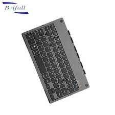 Tastiera  keyboard pieghevole bluetooth 3.0  per tablet e smartphone