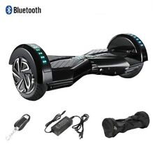 "AuraZoom ® Drift Cycle Balancing Hoverboard Smart Scooter 8.5"" Wheels Bluetooth"