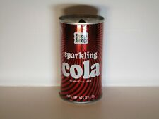 Stop Shop Cola Pull Top Soda Can ( Sweet )