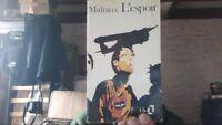 L'Espoir (Folio) de Andre Malraux | Livre | d'occasion
