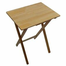 Wooden Folding Side & End Tables