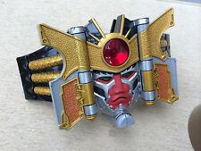 Power Rangers Samurai Shogun Hebilla de cinturón