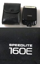 CANON EOS 160E SPEEDLITE FLASH WITH CASE