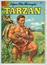 Tarzan #67 April 1955 VG+