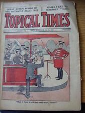 26/06/1937 Topical Times Magazine: No.0919) Inside: Derbyshire CCC 1937 Team Gro