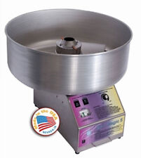 COTTON CANDY MACHINE w/metal BOWL 7105200 Spin Magic